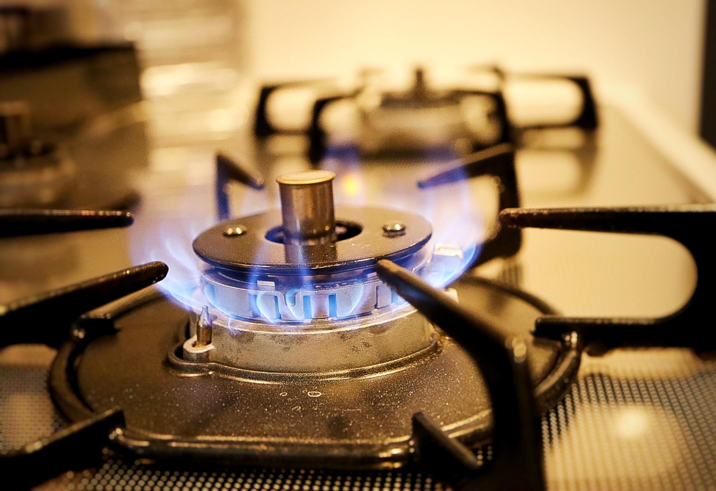 熱の発生を極力抑えて快適なキッチンに
